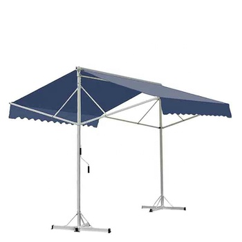 Two-sided Retractable Awning/commercial Awnings - Buy ...