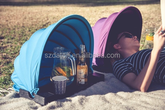 Automatic Pop Up Instant Outdoors Tent Beach Tent Portable Sun Shelter sun shelter tent Portable shader sun protection shelter