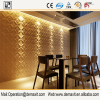 Easy clean & washable 3d wall panels for restaurant wall deco
