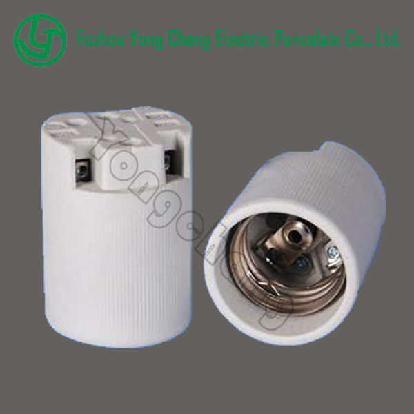 Light bulb base manufacturers e40 lampholder porcelain