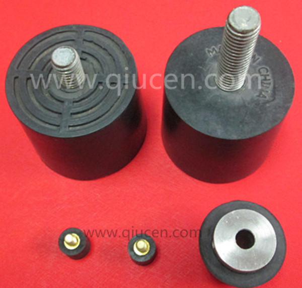 Adjustable Screw Rubber Feet / Table Furniture Leg Adjustable Screw Feet /  Furniture Leg Screw Rubber