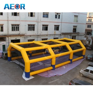 2016 Aeor competitive& inflatable paintball field/inflatable paintball/inflatable arena