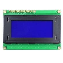 Shenzhen industrial monocromático stn lcd 1604 <span class=keywords><strong>caracteres</strong></span> 16x4 16 pin módulo display lcd