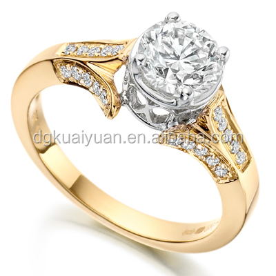 china indian engagement rings china indian engagement rings manufacturers and suppliers on alibabacom - Indian Wedding Rings