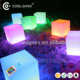 Color Changing Waterproof IP65 remote control Led Outdoor Light Cube Led Cube Led Cube Chair