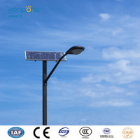 sun powered light energy led street lighting 5years warranty , automatic solar street lighting complete