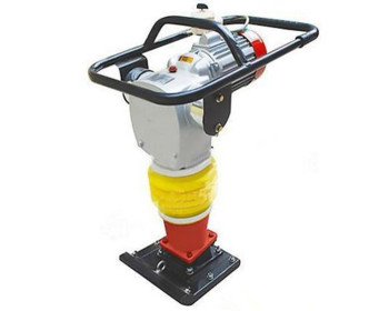 Portable Tamping Rammer for construction Electric/Gasonline Rammer Tamping Rammer wiht CE