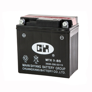 China Manufactory Best Price 12V Exide 9Ah Battery For 12N9-BS