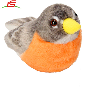Wholesale Stuffed Soft American Robin Plush Toy