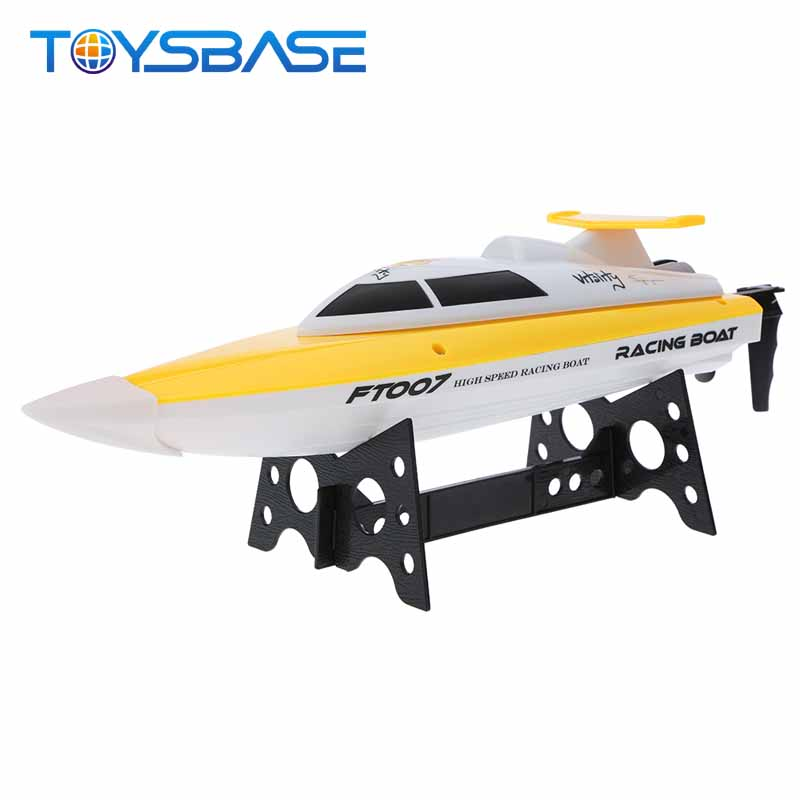 Fei Lun FT007 FT009 FT011 RC Boat 4 Channel 2.4Ghz High Speed Remote Control Nqd Rc Boat