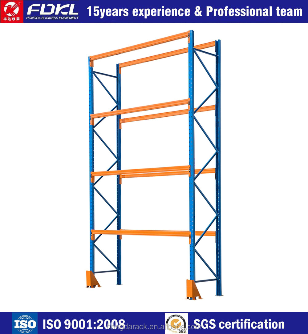 Top quality pallet rack upright protectors
