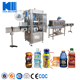 12000bph Automatic water bottle shrink sleeve labeling machine for PVC label