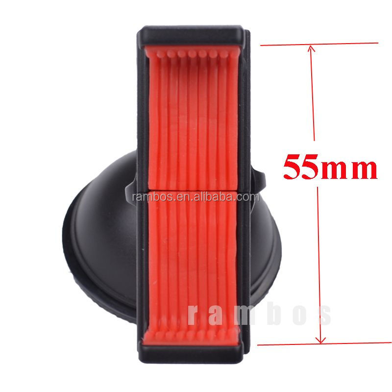 Adjustable Universal Car Mount cell phone holder For iPhone 3GS for Samsung S4 S5 for Blackberry Z10