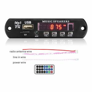 China Bulk Sale 5V Usb Fm Mp3 Player Decoder Module
