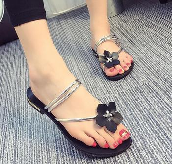 Hot Sale Soft Sole Ladies Flat Sandals