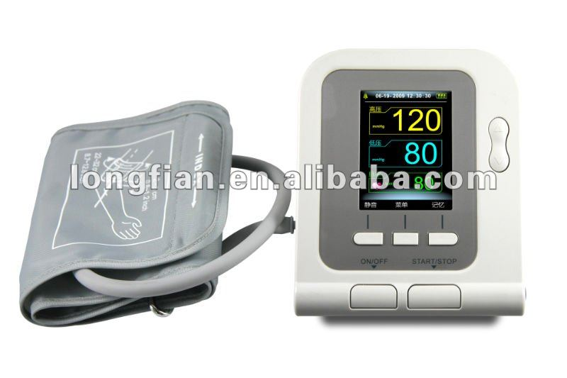BP Monitor for testing SPO2 and Blood Pressure