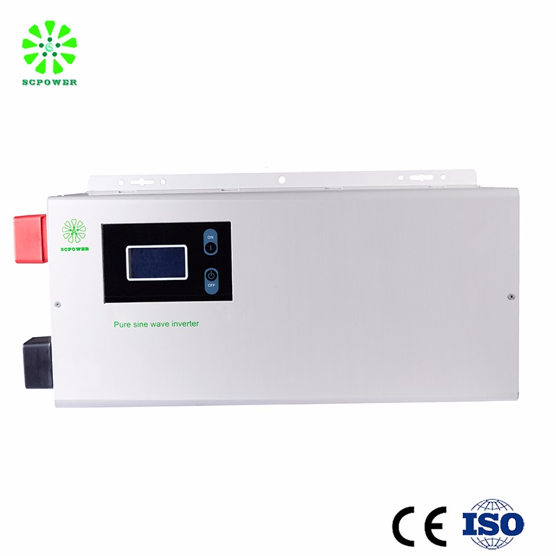 SC-G 2400w 3000w 4000w 5000w ac dc hybrid on grid solar inverter with mppt