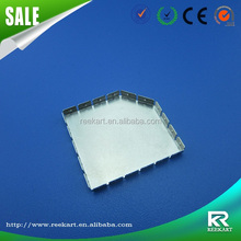 Customizied stamping nickel sliver rf shielding cover for pcb board