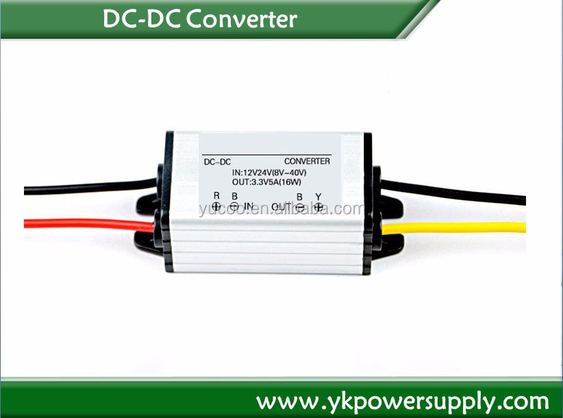 whole sale power supply 6v to 12v 10A dc converter