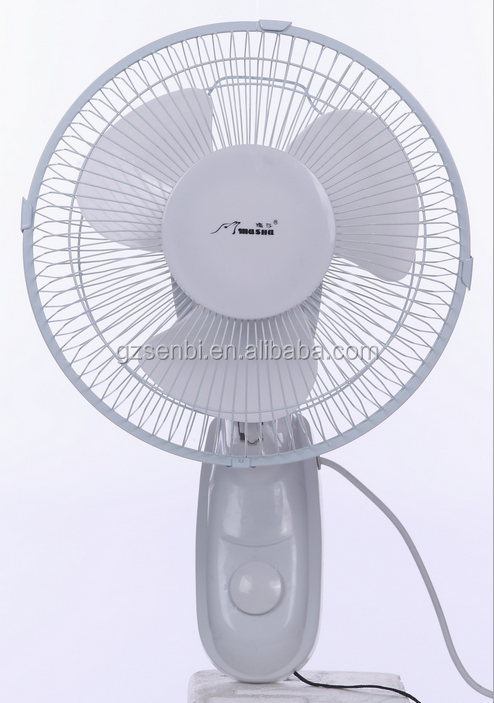 for small space 9 inch wall mount exhaust circulation mini fans electric oscillating wall fan