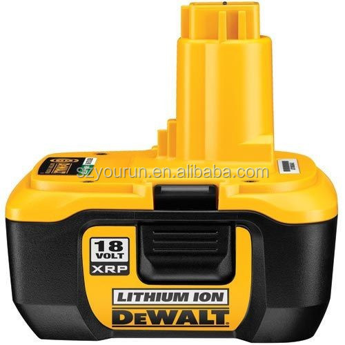dewalt replacement battery 18v li ion 4ah battery buy dewalt replacement battery dewalt 18v. Black Bedroom Furniture Sets. Home Design Ideas