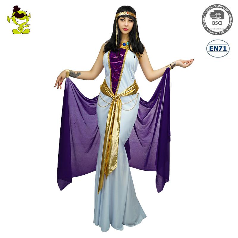 Adultos Deluxe Joya Del Nilo Costume Cleopatra Griego Egipcio ...