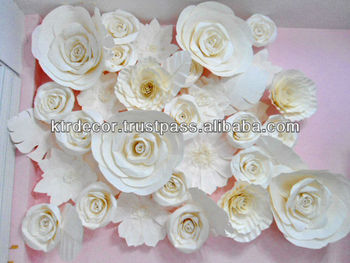Backdrop paper flower buy giant paper flowershanging paper flower backdrop paper flower mightylinksfo