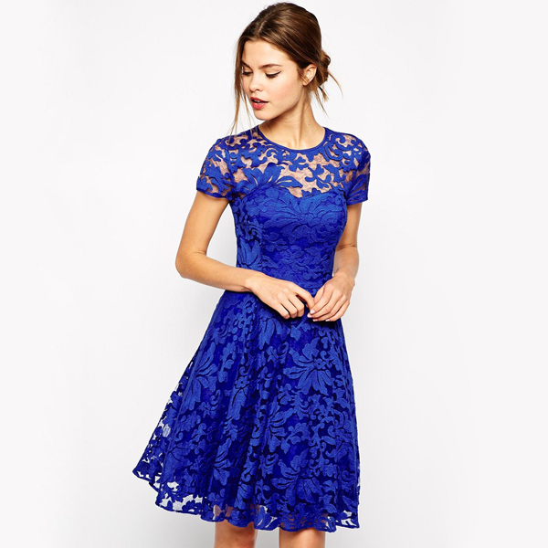 Innovative Shipping 2015 Summer Women Dress Casual Party Design Of Lady Dress