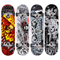 "31""x8"" chinese Complete 7 Layer kids Cheap Skateboard for sale"