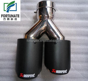 Exhaust Pipe Carbon Cover
