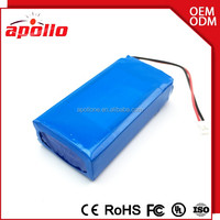 small 12 volt battery rc toy lipo cell pack RC Battery 2000mAh