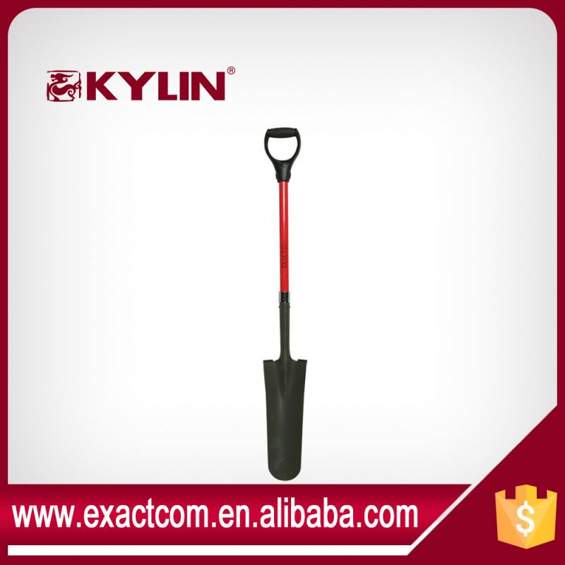 Stainless Steel Digging Spade Garden Shovel Head