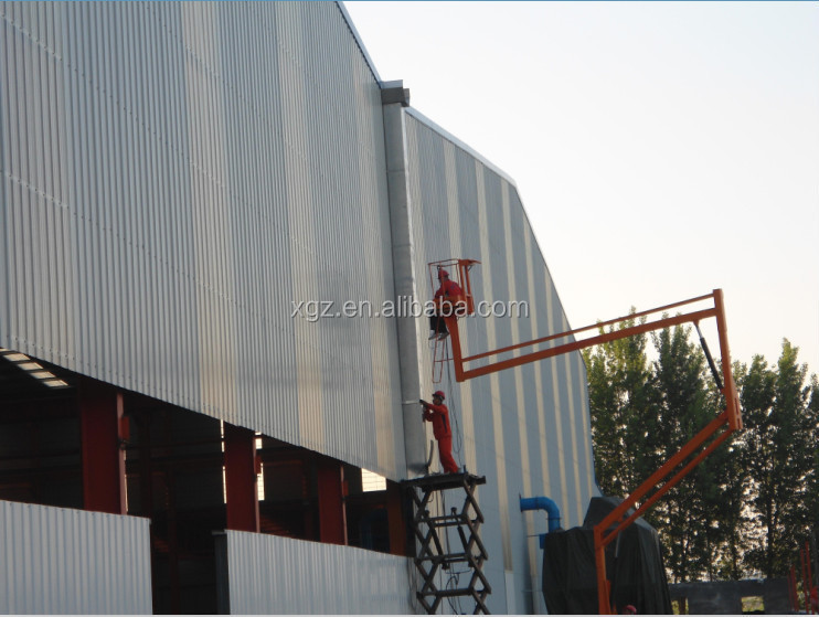 easy assembly steel fabrication fiberglass sheds