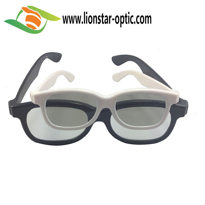 Promotional Items with Logo Custom ABS Plastic Cinema 3D Glasses Polarized 3D Glasses