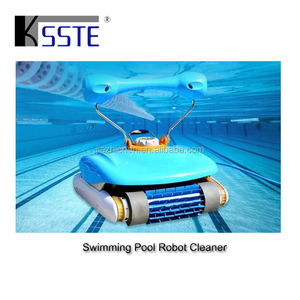 China swimming pool cleaning equipment automatic robot vacuum cleaner  machine
