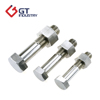 DIN 933 DIN 931 Stainless Steel hex head bolts with high quality