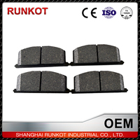 Professional Motor Engine Brakes Pads And Rotors
