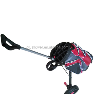 2015 Manufacturer Price Travelling Golf Bag With Wheels