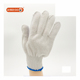 SHINEHOO cut resistant gloves safety hand work gloves dotted big hands gloves