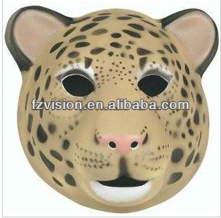 Halloween Carnival EVA 3D Animal Leopard Mask & Halloween Carnival Eva 3d Animal Leopard Mask - Buy Eva Leopard Mask ...