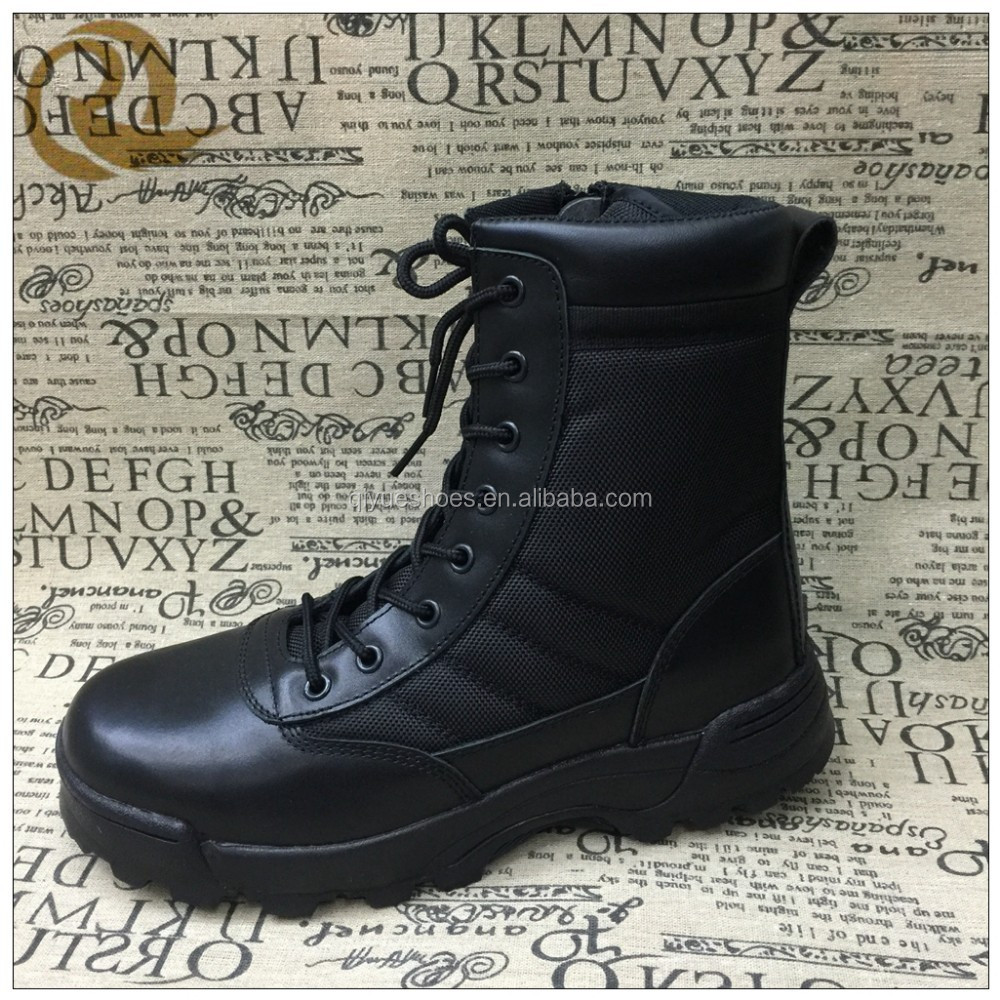 Best quality military leather altama jungle russian army boots