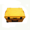 'Tricases' M2750-Heavy-duty Plastic Storage Box with Wheels