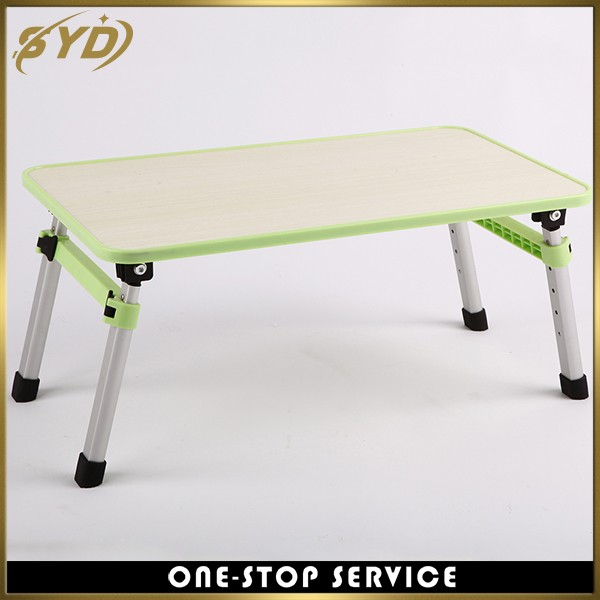 high quality laptop table adjustable height folding laptop table
