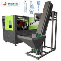 Bottle injection blow molding machine