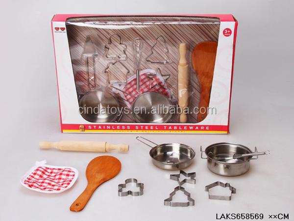Funny Stainless Steel Kitchen Set Iron Toys Mini Cooking Toys For Kids Buy Mini Cooking Toys Cooking Toys For Kids Mini Cooking Toys For Kids