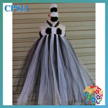 Tutu Maxi Dress