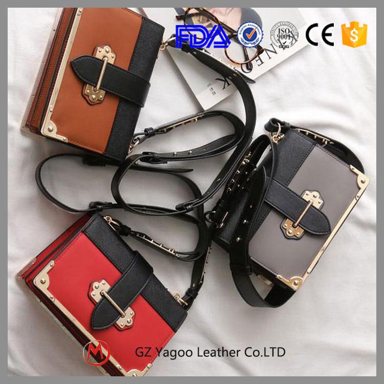 Magazine Handbags Ladys Hand Bags Latest Trade Trends European Briefcase Tote Lady Bag Retro Handbag