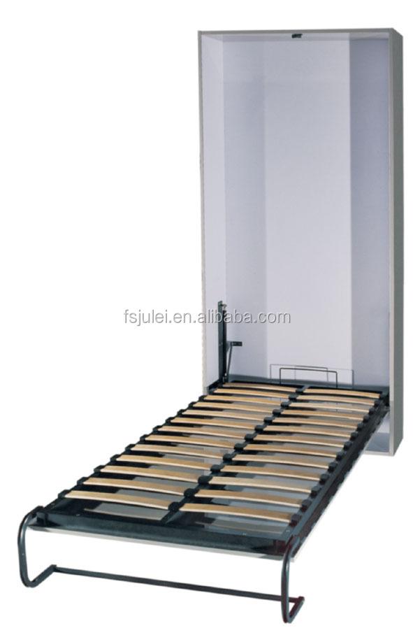 moderne mdf edelstahl manuelle bedienen klappbett jl wd01. Black Bedroom Furniture Sets. Home Design Ideas