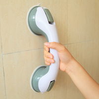 Safety Helping Handle Anti Slip Support Toilet bthroom safe Grab Bar Handle Vacuum Sucker Suction Cup Safety Handle
