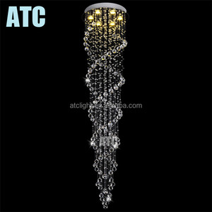 replica lamp beat pendant lamp in Euro AT88505 modern crystal chandelier